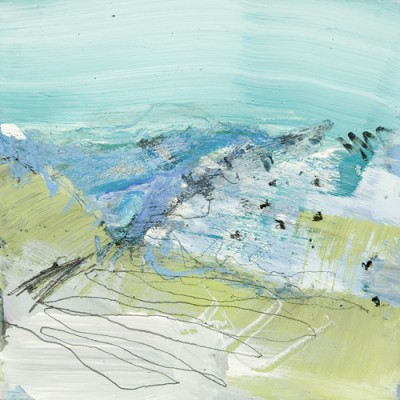 Water's Edge – SOLD - by Jane Dearden